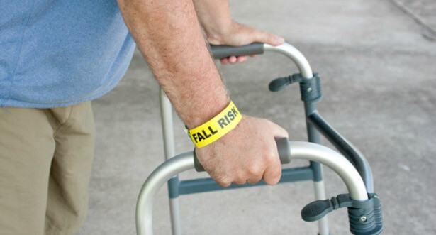 Old People Fall, Nursing Home Injuries & The Law
